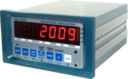 BDI-2009 Weighing Indicator 1
