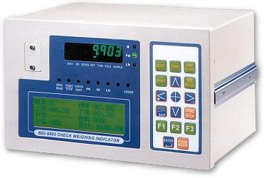 BDI-9903 Check Weighing Indicator & Controller 1
