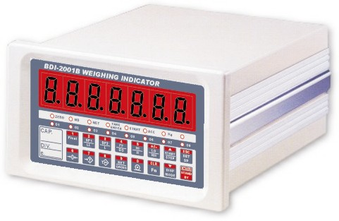 BDI-2001B Weighing Indicator & Controller 1