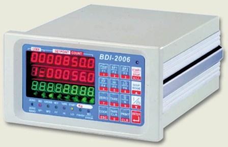 BDI-2006 Weighing Indicator & Controller 1